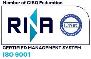 Certificazione RINA ISO9001
